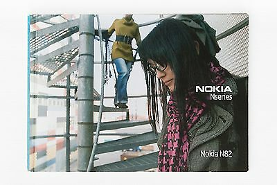 Manuale d'Uso Originale Nokia N82 Original Instruction Manual - 144p ITA