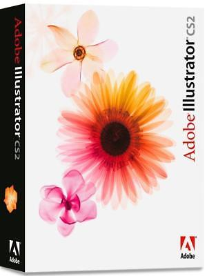Adobe illustrator CS2 - WINDOWS - full version Instant Download
