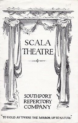 """Jean Alexander & Eileen Derbyshire in """"Flat to Let"""".Southport Rep.1957"""
