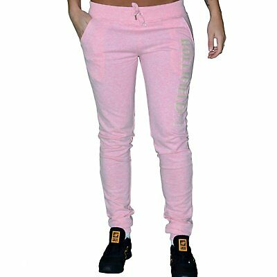 Hollifield - Jogging Pants Slim Fit - Woman - Hfp03 - Pink New