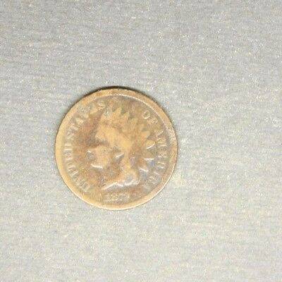 Indian Head Penny   1873 .............22250