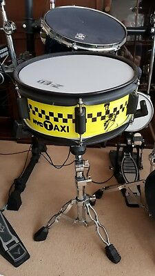 custom electronic snare drum