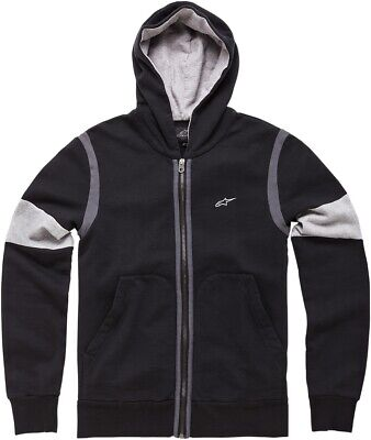 NEW ALPINESTARS Champ Zip Fleece Hoodie