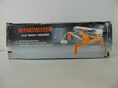 Winchester Clay Target Thrower Skeet Shooting  one or Two  Clay Targets NIB