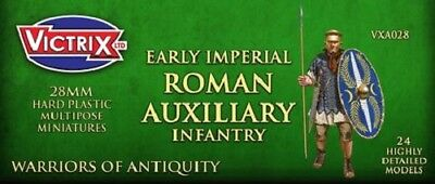 Early Imperial Roman Auxiliaries - Victrix - Ancients -