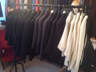 21 boys wedding suit Jackets. 15 Trousers