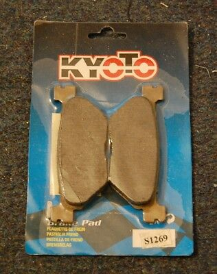 YAMAHA XP 500 T-Tmax (2001-2003) Rear Brake Pads