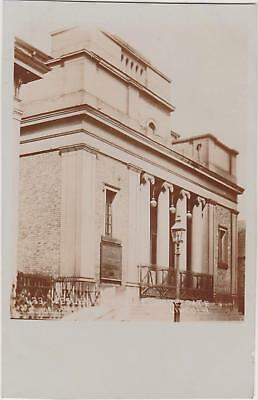 Rp Wesley Chapel Clasketgate  Lincoln  Lincolnshire Real Photo C 1912