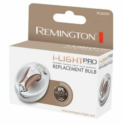 Remington i-Light Pro Replacement Bulbs x 3