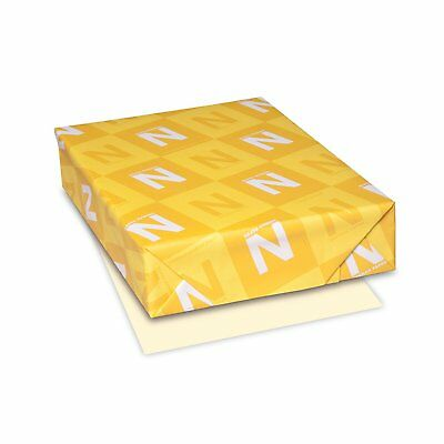Neenah Paper CLASSIC CREST Writing Paper 24lb 8 1/2 x 11 Baronial Ivory 500
