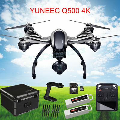 =$815=5%OFF=BESTPRICE Yuneec Typhoon Q500 4K Camera Drone Handheld Gimbal BUNDLE