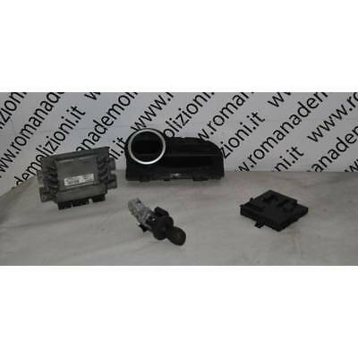 Kit chiave Renault Twingo '07 - '12 cod : S120200113A / 8200774747