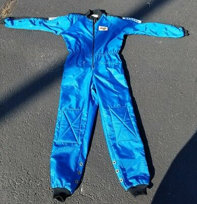 Margay Go Kart Racing Driving Suit size Large