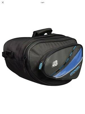 Oxford 1st Time OL434 Sports Panniers Universal Soft Luggage Motorcycle Bags