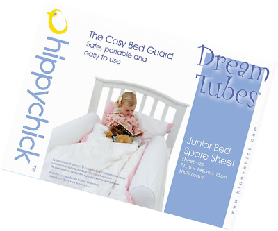 Hippychick Dream Tubes Bed Bumpers - Cot Bed Spare Sheet