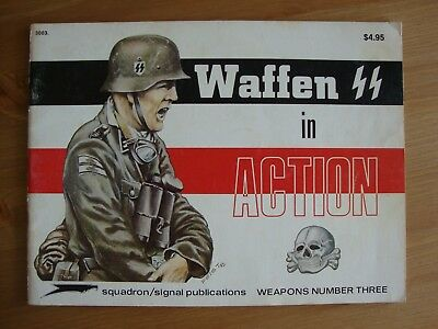 Waffen in ACTION squadron signal book WEAPONS 3 Norman Harms