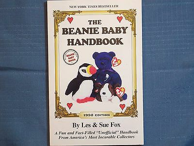 Beanie Baby Handbook 1998 Edition By Les & Sue Fox Lyrics To The New Beanie Baby
