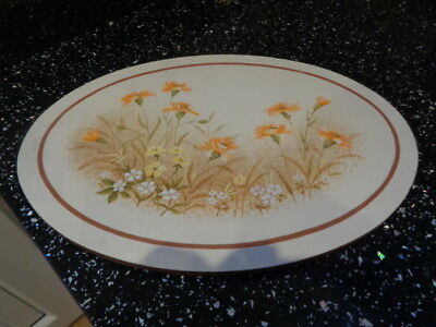 Marks & Spencer Field Flowers Footed Casserole Stand