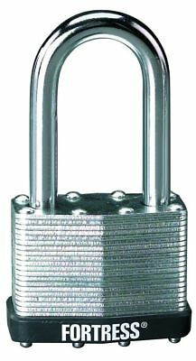 "Fortress Laminated Steel Padlock 2"" Shackle, 1805DLH"