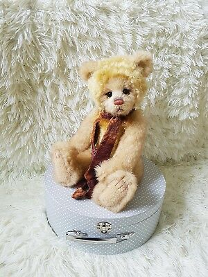 CHARLIE BEARS. Butty. Isabelle Lee Collection Mohair BELOW RRP ☆SALE☆