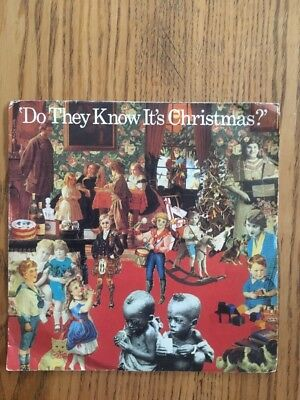 Do They Know It's Christmas- Band Aid