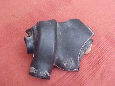 Ww2 Raf Usaaf Pilots Oxygen Mask Goodyear 1944 ; Relic From Normandy France