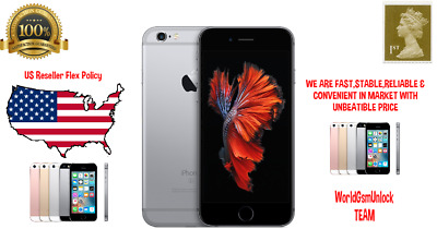 Apple iPhone SIM unlock ALL IMEI for US Reseller Flex Policy
