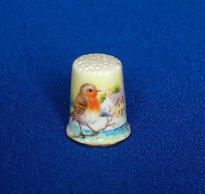 Thimble - Dunheved - Robin - Christmas 1991