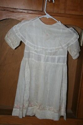 Very Sweet Child's Antique Dress
