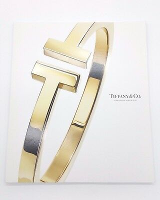 2014 Tiffany & Co Signature T Catalog Catalogue Blue Book with Price List