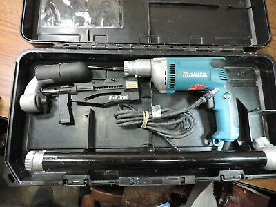 Simpson Strong Quick Drive Pro200 with Makita drill.