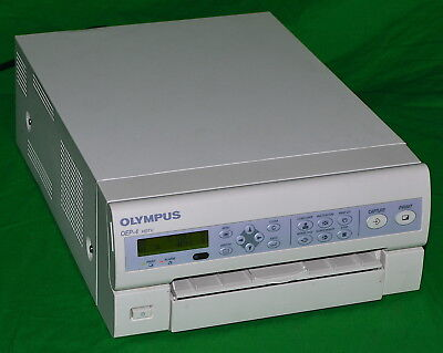 Olympus OEP-4 HDTV Color Video Printer with UPC-55 Color Printing Pack *Used*
