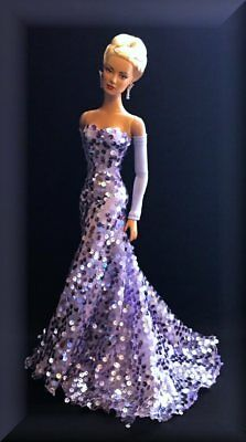 Fashions for Tyler & Friends ***Lavender Sparkles*** by DAO