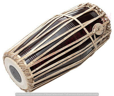 New Lord Shivas Musical Instrument Pakhawaj Indian Drum Dholak Dholaki Indian