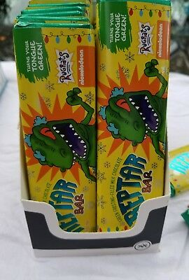 Rugrats Reptar Milk Chocolate Candy Bar! NEW FYE Exclusive!