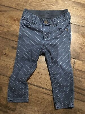 12-18 Month Old Girls Jeans