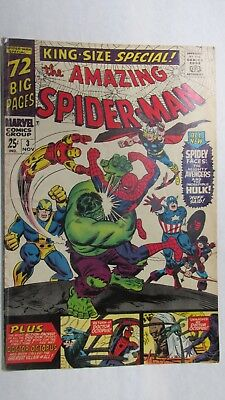 The Amazing Spider-Man King Size Special 3 (1966)