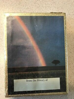 Vintage Bookplates Rainbow Antioch Bookplate Company Sealed 50 Pack