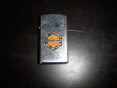 Zippo Gifford Hill Chrome Lighter
