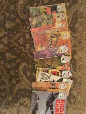 14 Battle Picture Library War Comics Fleetway Library