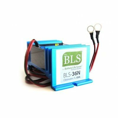BLS-36N EX AUSTRALIA  BLS Battery Life Saver reviver for 36 volt golf carts