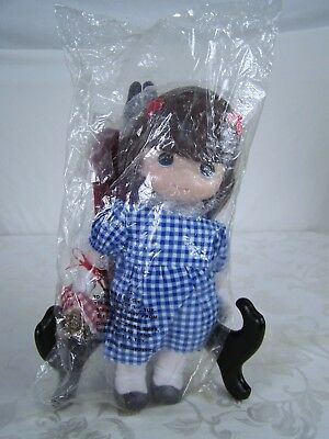 """Precious Moments Little Red Riding Hood Doll 12"""""""