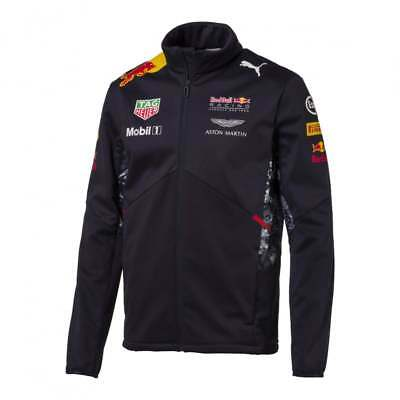 NEW Official 2017 Red Bull F1 Team Softshell Jacket