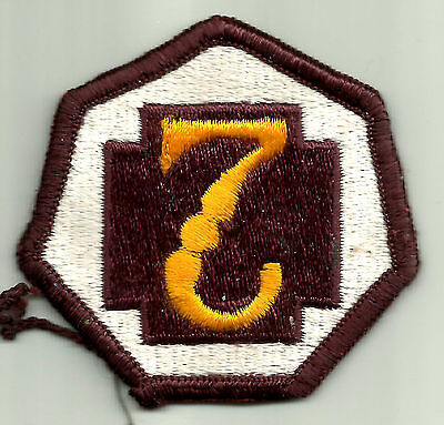 US Army 7th Medical Command SSI Patch