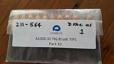 Tig Brush Tips
