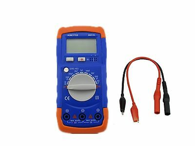 Signstek Digital LCD Display A6013L Manual Capacitance Capacitor Meter Tester...