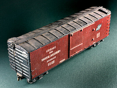 S Scale Vintage Chicago and Northwestern 136200