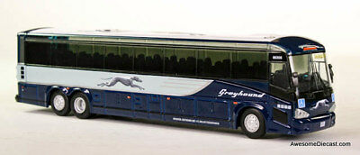 Iconic Replicas 1:87 MCI D4505 Motor Coach: Greyhound Bus Lines