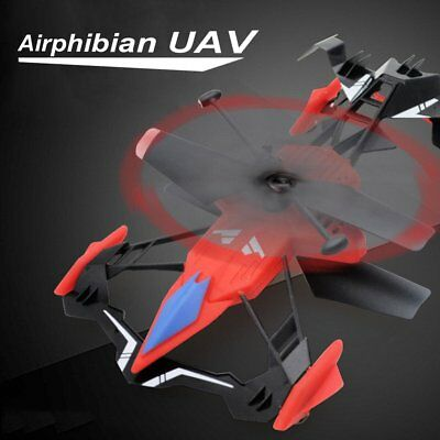Mini Helicopter Drone Air-Ground RC Flying Car Dual Mode Quadcopter Toys Best LN