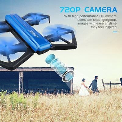 H43WH Selfie RC Drone With HD Camera 720P Foldable Drones Remote Control Toy  LN